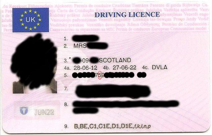 Self-ID and Driving Licences | #ManFriday